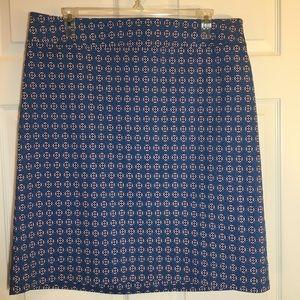 Talbots Woman Size 16W Skirt